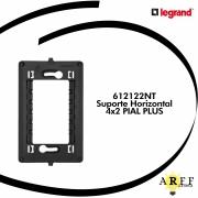 612122NT Suporte Horizontal 4x2 PIAL PLUS+ LEGRAND