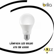 Lâmpada Led Bulbo A70 / 11W / 6500k Brilia