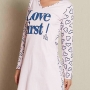 Camisola Love First