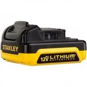 Bateria 12V 1.5Ah Íon Lítio - Stanley - SB12S-BR