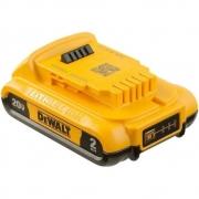 Bateria de Lítio 20V MAX 2,0Ah  Dewalt  DCB203-B3