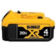 Bateria Premium Com Íon de Lítio 20V MAX 4.0 Ah - Dewalt - DCB204