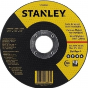 Disco de Corte Fino Para Aço Inox 4 1/2 - Stanley  STA8061