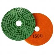 Disco de Lixa Diamantada 100mm Grão 1500  Dt Diamonds - 001157
