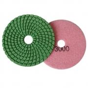Disco de Lixa Diamantada 100mm Grão 3000  Dt Diamonds - 001158
