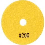 Disco de Lixa Diamantada 100mm Grão 200  Dt Diamonds - 100#200