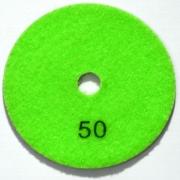 Disco de Lixa Diamantada 100mm Grão 50  Dt Diamonds - 100#50