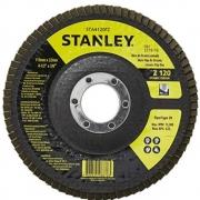 Disco Flap 4-1/2'' Grão 120 – Stanley - STA4120FZ