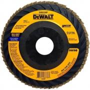 Disco Flap 4-1/2'' Grão 60 – Dewalt – DW8308P