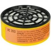 Filtro Refil RC 203 - Carbografite  012120412
