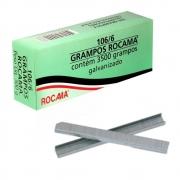 Grampo 106/6 - 6MM - Rocama