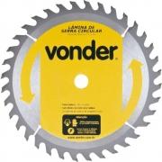 Lâmina de Serra Circular 185x16mm 36 dentes  Vonder  46.50.185.360