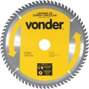 Lâmina de Serra Circular 185x20mm 60 Dentes  Vonder  46.50.185.060