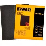 Lixa Ferro Grão 120 230x280mm  Dewalt  DAT20120S
