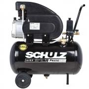 Motocompressor de Ar 8,5/25  2 HP  Schulz
