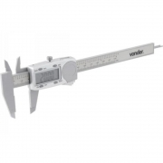 Paquímetro Digital Plástico 150mmx6 - Vonder -  35.25.150.153