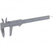 Paquímetro Plástico 150mm 6'' - Nove54 - 35.45.150.106