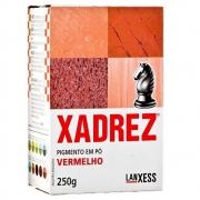 Pigmento em Pó Vermelho 250g - Xadrez
