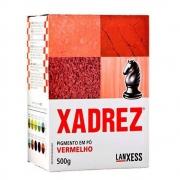 Pigmento em Pó Vermelho 500g - Xadrez
