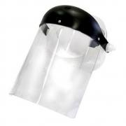 Protetor Facial de Acrílico Com Catraca  Ledan - C.A. 3473