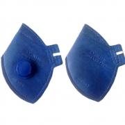 Respirador Com Válvula PFF2 (S)  Ledan - 002177
