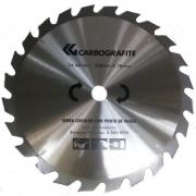 Serra Circular Com Ponta de Widea 24D 350x30mm  Carbografite  012478912