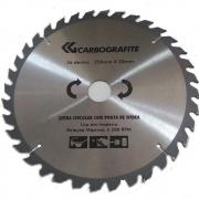 Serra Circular Com Ponta de Widea 36D 250x30mm  Carbografite  012478212