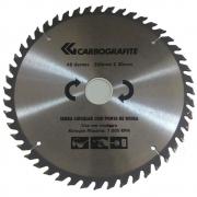 Serra Circular Com Ponta de Widea 48D 200x30mm  Carbografite  012478112