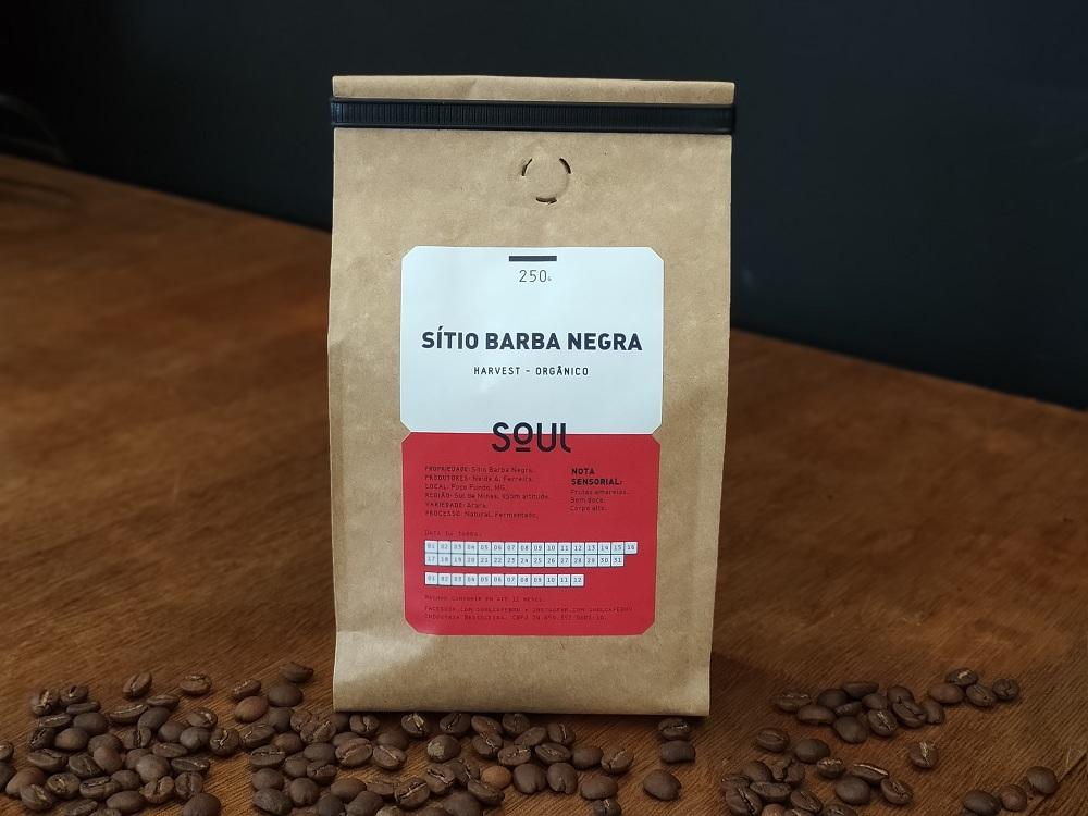 Café Harvest Sítio Barba Negra