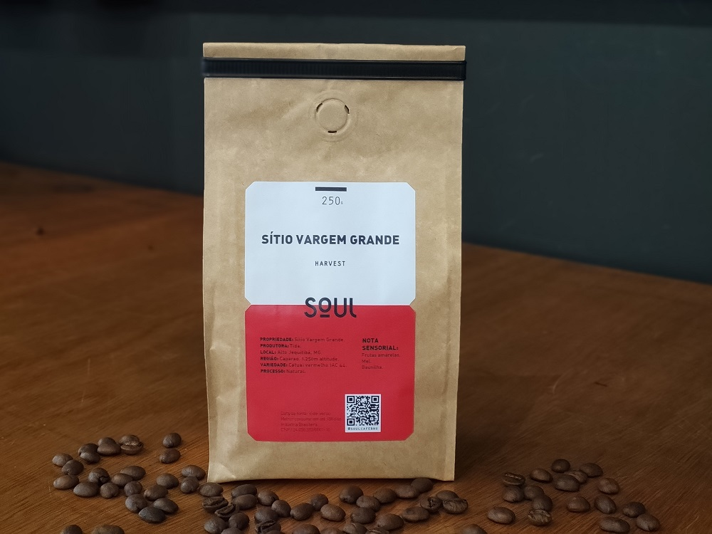 Café Harvest Sítio Vargem Grande