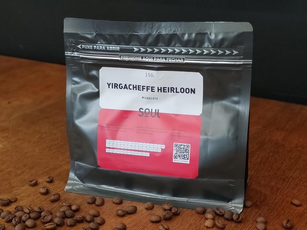 Café Microlote Yirgacheffe Heirloon