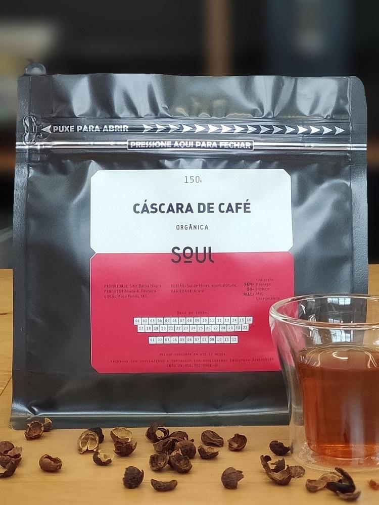 Cáscara de Café