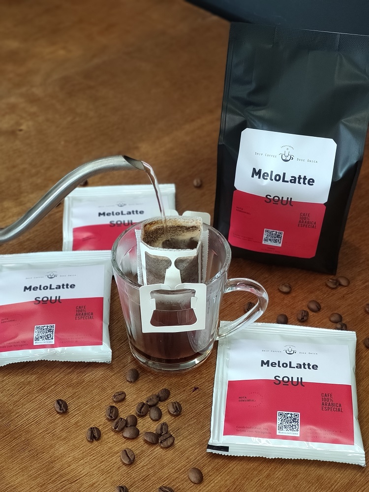 Drip Coffee   10unid   Café Melolatte