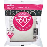 Filtro Hario V60-02 Branco