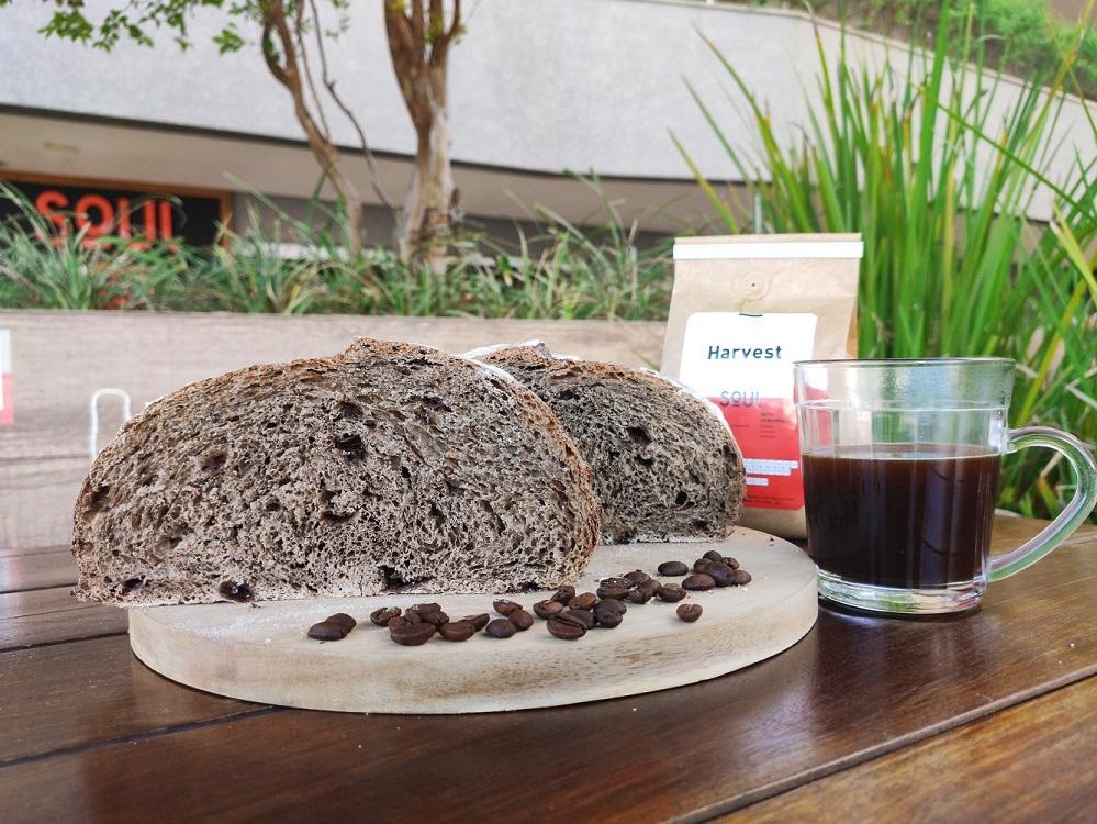 Pão de Café com Chocolate