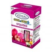 Fertilizante Líquido Gota A Gota Orquídeas Vithal 192ml