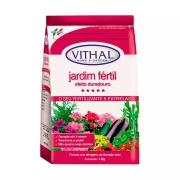 Fertilizante Vithal Jardim Fértil Efeito Duradouro 1kg
