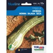 Sementes de Abóbora Menina Rajada (Seca) - 10 Gramas