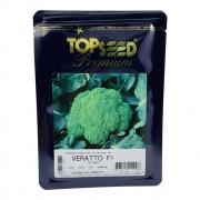 Sementes De Brócoli Híbrido Veratto F1 - 1.000 Sementes - Topseed Premium