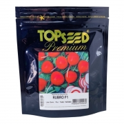Sementes  de Rabanete Híbrido Rubro Topseed Premium