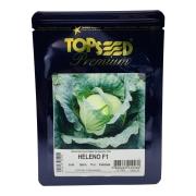 Sementes De Repolho Híbrido Heleno F1 - 2.500 Sementes - Topseed Premium