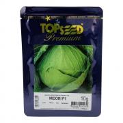 Sementes de Repolho Híbrido Midori F1 10 Gramas - Topseed Premium