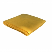 Tela De Sombreamento Decorativa Amarela 90% - 5,2 Metros X 50 Metros