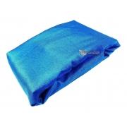 Tela De Sombreamento Decorativa Azul 90% - 5,2 Metros X 5 Metros