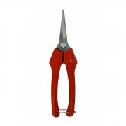 Tesoura Colheita 18cm Bico Longo - 02H18