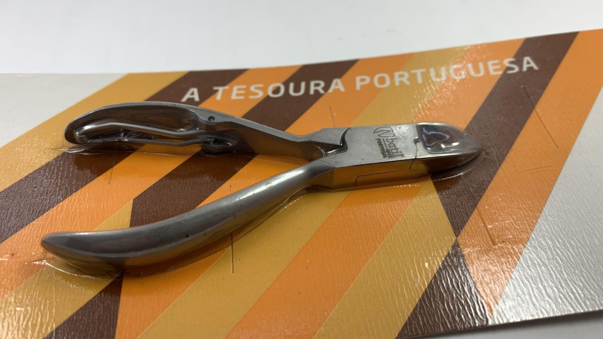 Alicate de Unhas 10,6 cm Profissional Carpa