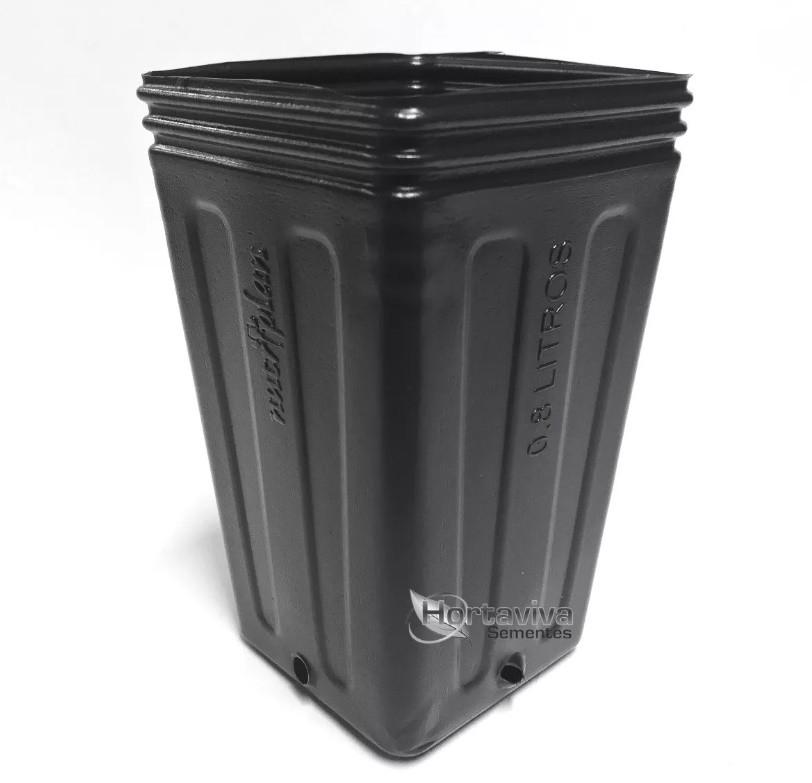 Embalagem para Mudas 0,8 litros