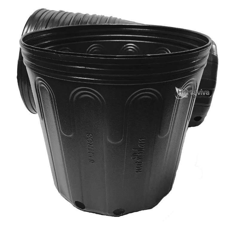 Embalagem para Mudas 8 litros
