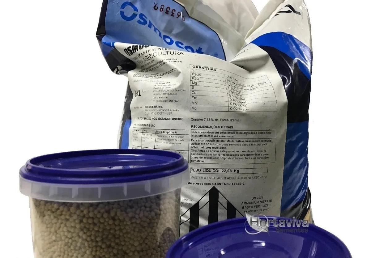 Fertilizante Osmocote 15:09:12 - 1 Kilo