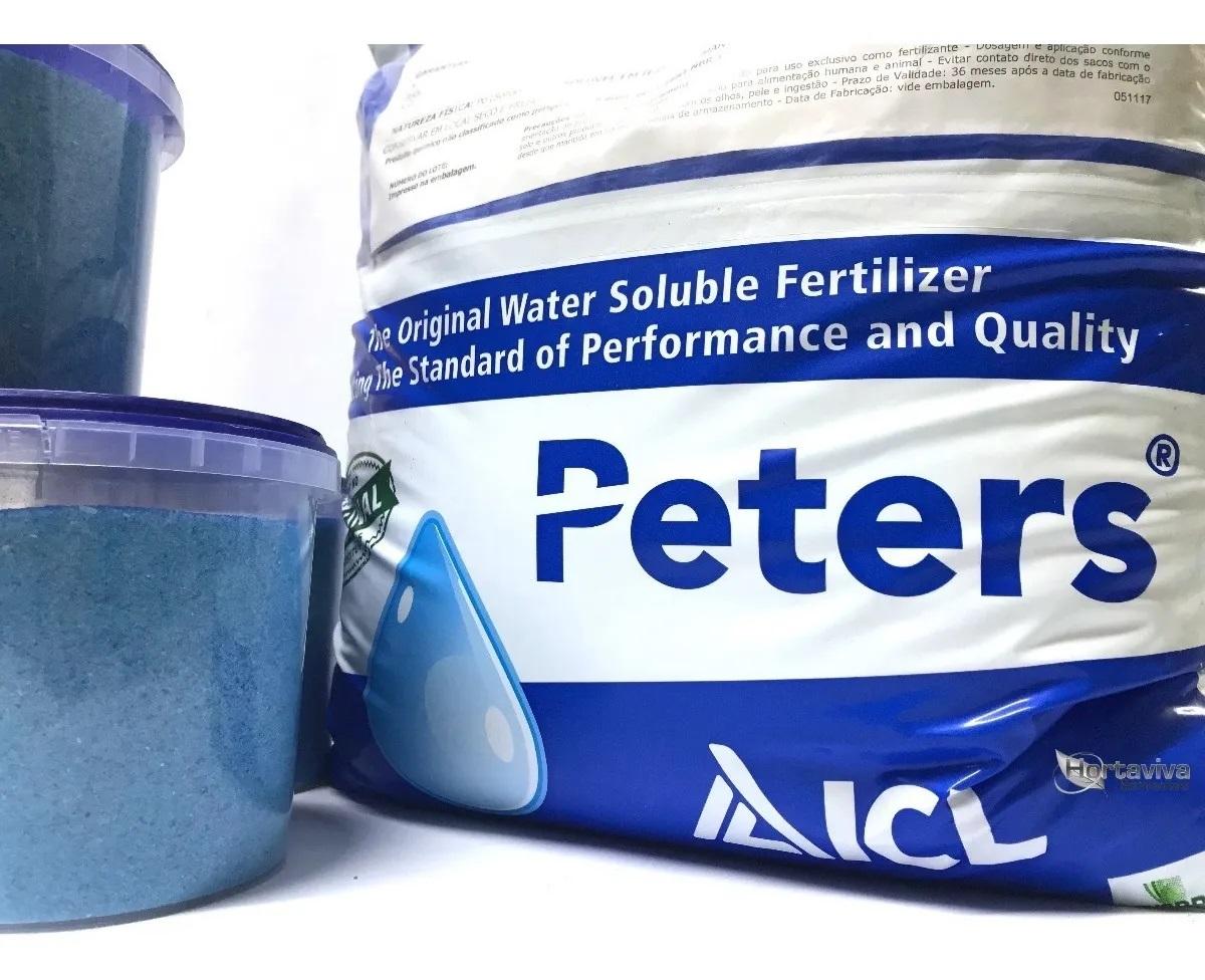 Fertilizante Peters Original - 30:10:10 - 1 Kilo